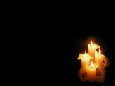 Candle Background  PowerPoint Backgrounds For Free PowerPoint