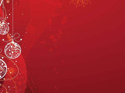Christmas, Background, Red, Balls, Wallpapers, Holiday, Images HTML
