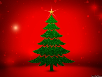 Cool Christmas Tree Backgrounds Christmas Tree Background Wallpaper