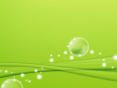 Free Green Stars Backgrounds For PowerPoint  Abstract And Textures