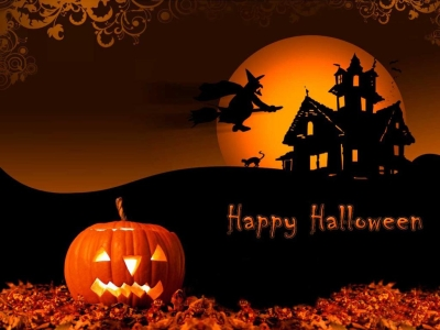 Free Halloween Backgrounds For PowerPoint  Miscellaneous PPT