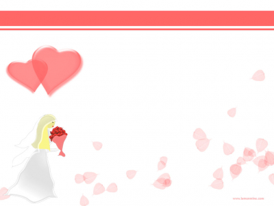 Free Wedding PowerPoint Background Pictures and Wedding Templates to   #9497