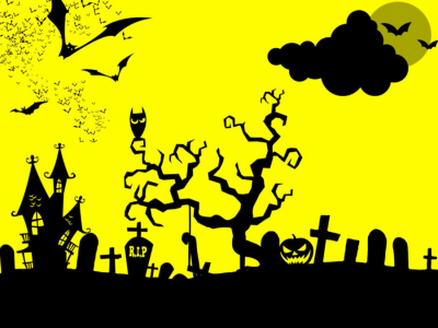 Halloween Background By Varumo On DeviantArt