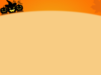 Halloween Backgrounds For Powerpoint Halloween Powerpoint Templates