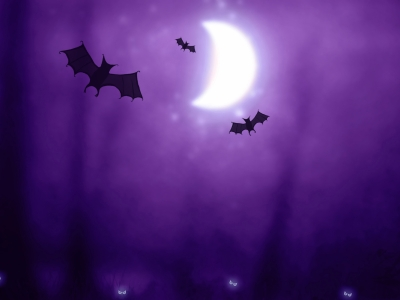 Halloween PPT Templates Microsoft  Animated PowerPoint Templates #9281