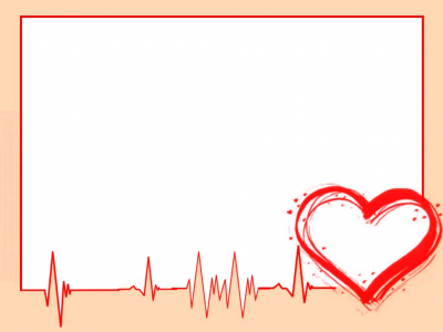 Heart Cardiogram Free PPT Backgrounds For Your PowerPoint Templates