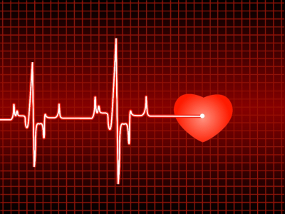 Pics Photos  Red Heart Beats Backgrounds For Powerpoint Template