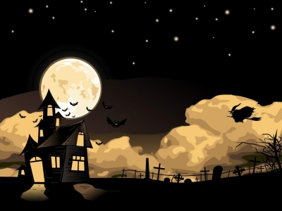PPT Bird – I Saw, I Learned, I Share  : 2012 Halloween Wallpapers