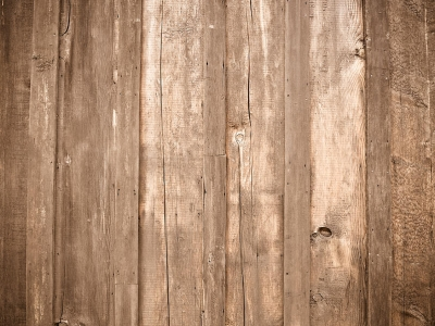 Rustic Light Wood Background Is A Photograph By Brandon Bourdages