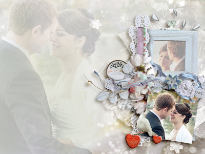 Special Wedding Day Power Point Backgrounds, Special Wedding Day