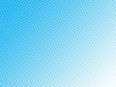 Comic Book Background Dots Blue