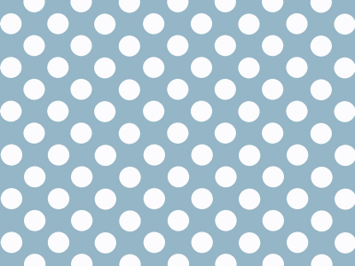 Simple Comic Book Polka Dot Background