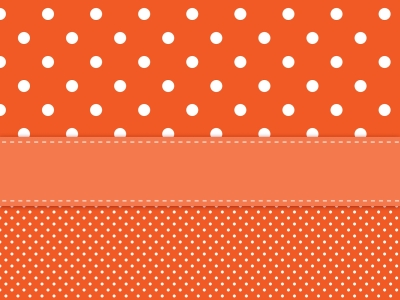 Comic Book Polka Dot Background