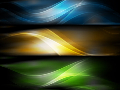Abstract Banner Background