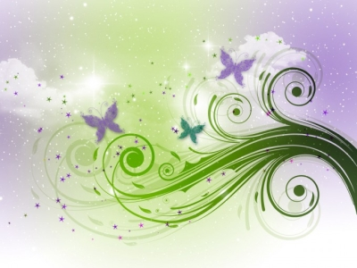 Butterfly Backgrounds   Ppt Backgrounds