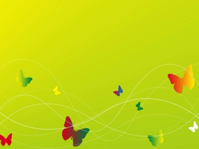 Butterfly Backgrounds For Powerpoint Butterfly Ppt Backgrounds