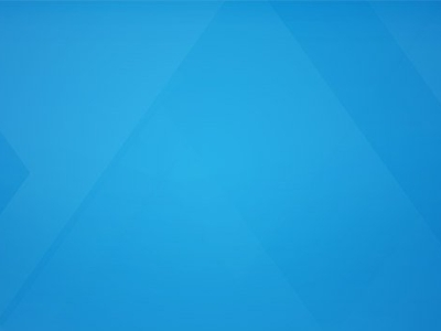Simple Banner Blue Background Image