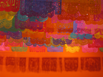 Mexican Colors Background
