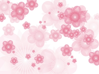 Pink Flowers Background Hd Wallpapers