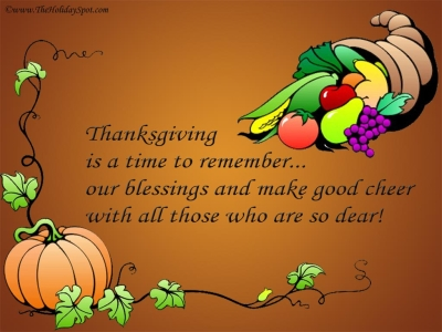 Thanksgiving Background Happy Ppt