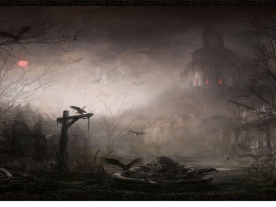 Scary Background Image Gallery
