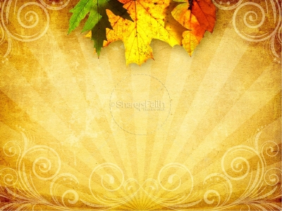 Thanksgiving Background Powerpoint Happy Thanksgiving Powerpoint