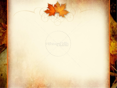 Thanksgiving Background Powerpoint Thanksgiving Powerpoint Template