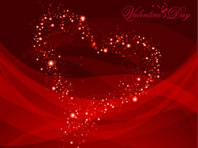 Vector Valentine Background  Free Vector Graphics  All Free Web