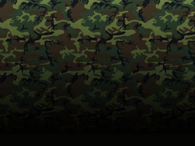 Woodland Camo Wallpaper