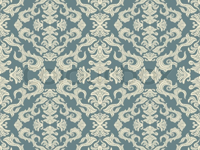 Abstract Royal Classic Seamless Pattern