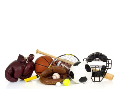 All Sports Background Clipart