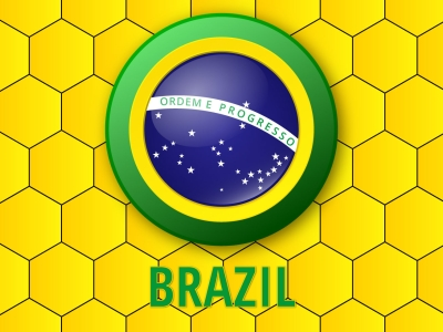 Amazing Brazil Background