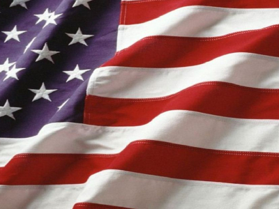 American Flag Background TwitBackground