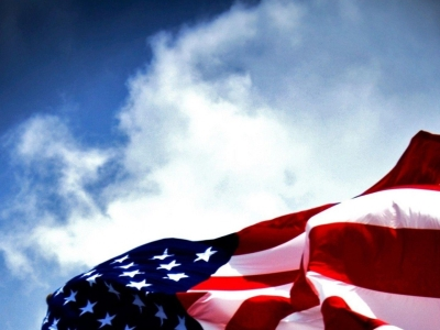 American Flag Desktop Background Picture