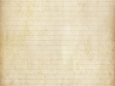 Antiqued Lined Paper Background