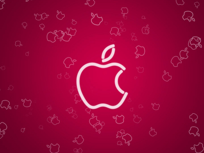 Apple Logo Backgrounds Designs