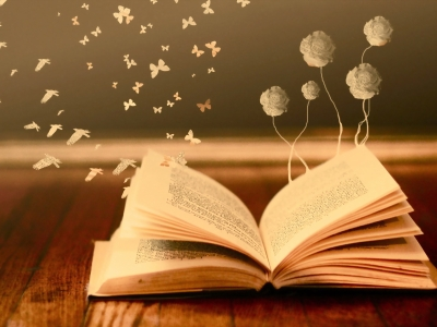 Awesome Books Wallpaper Desktop