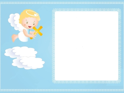 baby baptism invitation background design pictures #15600
