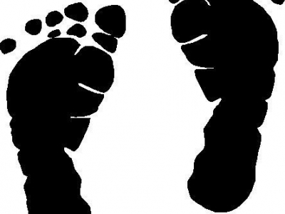 Free Baby Footprints Download