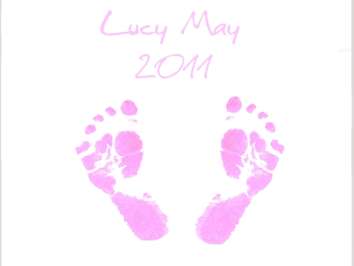 Pictures Baby Footprints