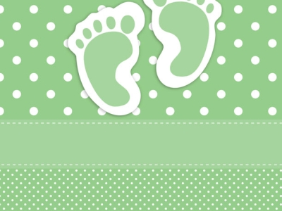 Ppt Presentations Baby Footprints