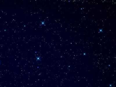 Beautiful Space Background Template
