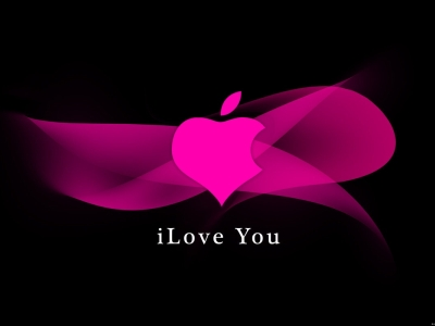 Best I Love You Pink Wallpaper