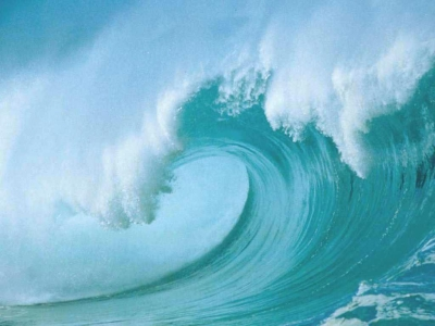 Big Wave Wallpaper And Background
