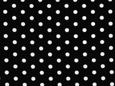 Black And White And Pink Polka Dot Background Image