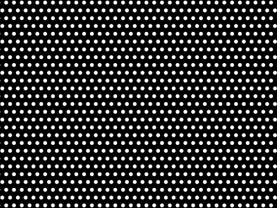 Black And White Polka Dots Mark Clipart Background