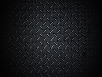 Black Diamond Plate Background