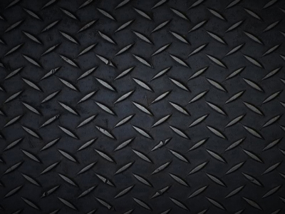 Black Diamond Plate Walpaper