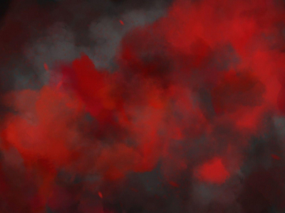 Blood Red Colorful Wallpaper