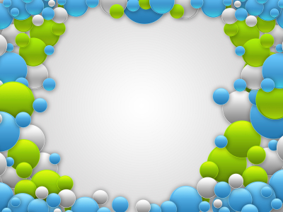 Blue Balloon Designs Pictures Background